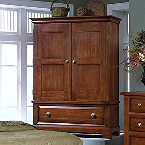 Sunset Entertainment Center Cherry By Vaughan Bassett Furniture Home