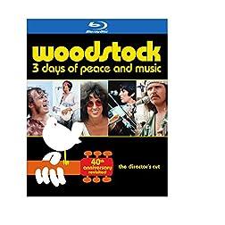 Woodstock: 40th Anniversary [Blu-ray]