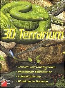 3D Terrarium