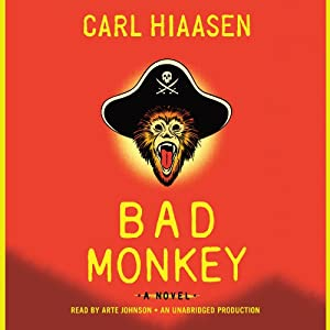 Bad Monkey Audiobook