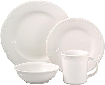 Pfaltzgraff Filigree 16-Pcs. Dinnerware Set