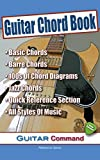 Guitar Chord Book (Guitar Command Reference Series)
