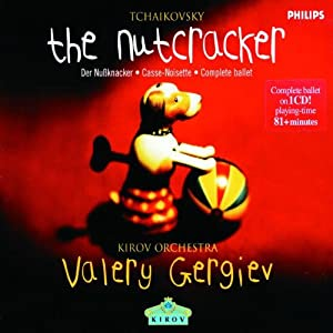 Tchaikovsky - The Nutcracker (complete) from emi classics