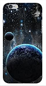0-Degree Apple iPhone 6 Space is new home Hard Back Cover Unique Designs ( Space Design3ip6 )