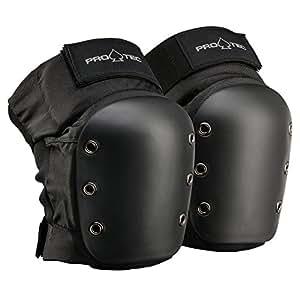 PROTEC Original Street Gear Knee Pads, Set of 2, Black, Small