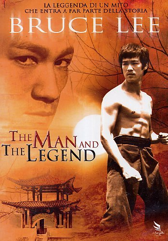 Bruce Lee - The man and the legend [Import italien]