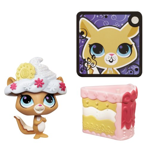 Littlest Pet Shop Sweetest Hide 'N Sweet Chipmunk Pet - 1
