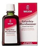 Weleda Ratanhia Mundwasser 50ml