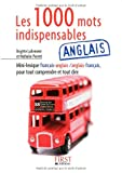 echange, troc Brigitte Lallement, Nathalie Pierret - Les 1000 mots indispensables en anglais