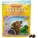 MiniNatural Wild Rabbit Dog Treat 6 oz