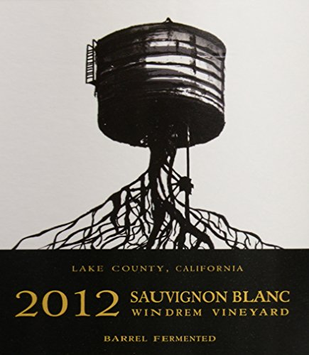 2012 City Winery Sauvignon Blanc 2012 Barrel Fermented Windrem Vineyard 750 Ml