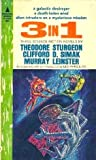 A Galactic Destroyer / A Death-laden Wind / Alien Intruders on a Mysterious Mission (0515008990) by Clifford D. Simak