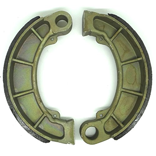 Rear brake shoes for Honda Foreman 450 4x4 ES TRX450FE 2002 2003 2004 (2003 Honda Foreman 450 Es compare prices)