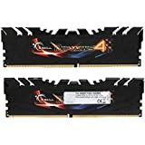 G.SKILL Ripjaws 4 Series 16GB 4 X 4GB 288-Pin DDR4 SDRAM 3000 PC4-24000 Desktop Memory Model F4-3000C15Q-16GRK