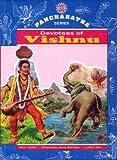Devotees of Vishnu (Amar chitra katha) (Pancharatna Series)