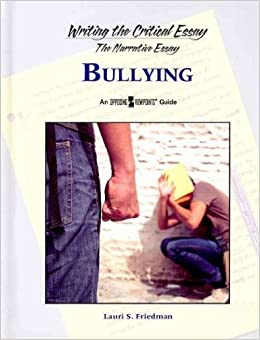Five Paragraph Essay On Bullying