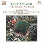 Chostakovich : Concertos pour violon...