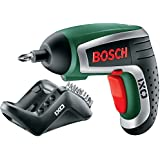 Bosch Visseuse Sans Fil IXO IV avec 10 Embouts de Vissage et Chargeur 0603981000