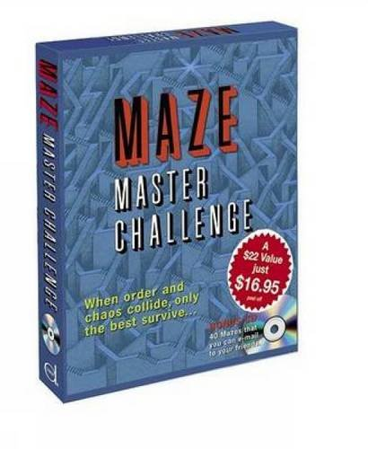 Maze Master Challenge (Masters Of The Maze compare prices)