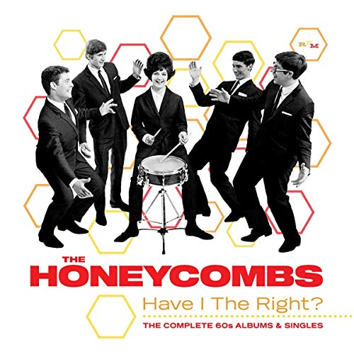 CD : HONEYCOMBS - Have I The Right: Complete 60s Albums & Singles (3 Discos)