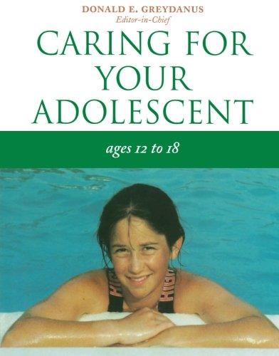 Pflege für Ihre Jugendlichen: Alter von 12 bis 18
