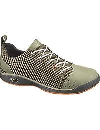 Chaco Men's Lonerock Sneaker, Burnt Olive, 9M