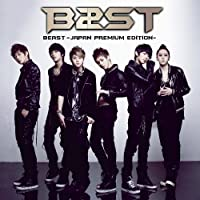 BEAST-Japan Premium Edition(仮)(初回限定盤)(DVD付)