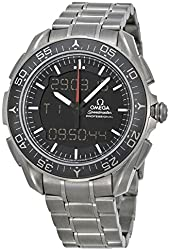 Omega Speedmaster Skywalker X-33 Titanium Mens Watch 31890457901001