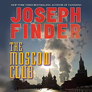 The Moscow Club | [Joseph Finder]