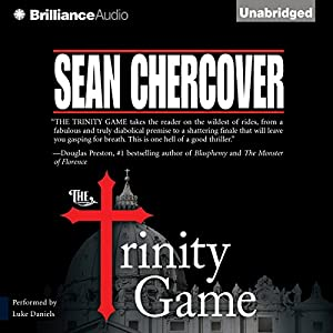 The Trinity Game Audiobook