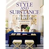 "Style and Substance: The Best of Elle Decorvon ""Margaret Russell"""