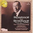 Rachmaninov : Les 4 concertos pour piano - Rhapsodie sur un th�me de Paganini