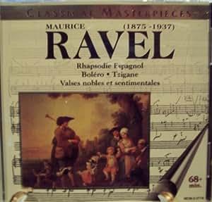 Maurice Ravel (1985-1937), Milan Horvat, Samo Hubad, Rolf Reinhardt