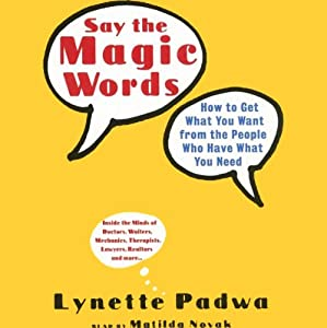 Say the Magic Words Audiobook