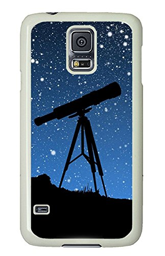 Samsung Galaxy S5 Case,Samsung Galaxy S5 Cases - Sky Telescope Custom Design Samsung Galaxy S5 Case Cover - Polycarbonate¨Cwhite