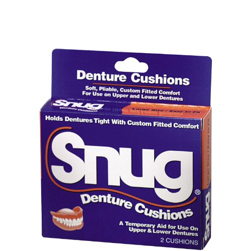 Snug Denture Cushions - 2 ea
