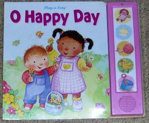 O Happy Day (Play-A-Song) front-760124