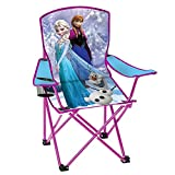 Licensed Kids Folding Armchair - Disney Frozen