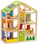 Hape E3401 All Season House (Furnished)