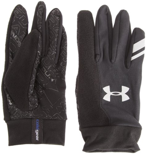 Under Armour ColdGear Liner Men's Gloves - Black, L/XL