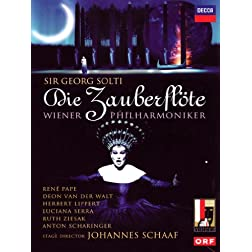 Mozart: Die Zauberfl&ouml;te