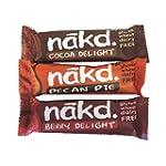 Nakd Bar Selection Pack 18x35g