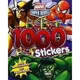 Marvel. Libro de actividades con 1.000 pegatinas