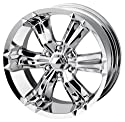 Mazzi Sphinx (Series 790) Chrome - 18 x 8.5 Inch Wheel