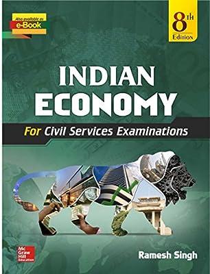 Indian Economy 8 Edition