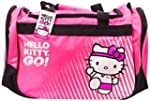 Hello Kitty Sports Bag-Hot Pink