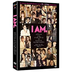 I AM: SMTOWN Live at Madison Square Garden