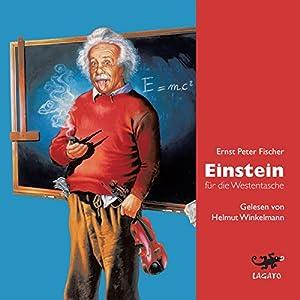 Einstein für die Westentasche Hörbuch