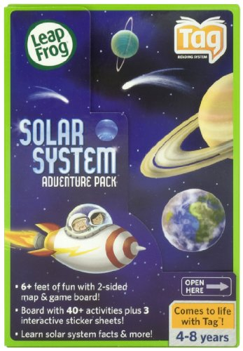 LeapFrog Tag Solar System Adventure Pack - 1