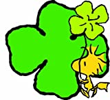 Eureka Peanuts St. Patrick s Day Paper Cut Outs